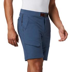 Columbia Maxtrail Shorts Heren, blauw